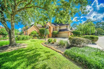 Humble Single Family Home For Sale: 8342 Atascocita Lake Way