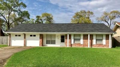Houston Single Family Home For Sale: 13931 Roundstone Lane