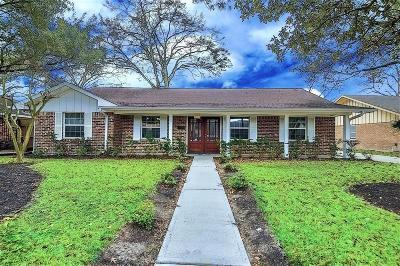 Houston Single Family Home For Sale: 5915 Reamer Street