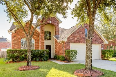 Sugar Land Single Family Home For Sale: 4610 Zachary Lane