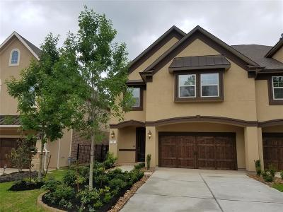 The Woodlands Condo/Townhouse For Sale: 58 Banbury