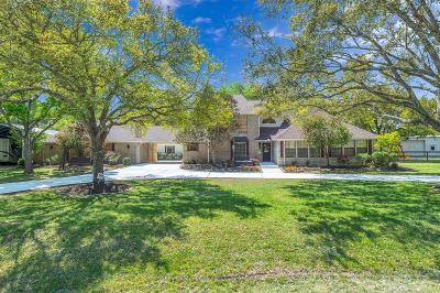 Katy Single Family Home For Sale: 3104 S Saddlebrook Lane