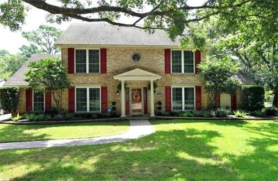 Kingwood Single Family Home For Sale: 3502 Valley Haven Drive