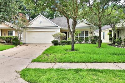 Humble TX Single Family Home For Sale: $199,000