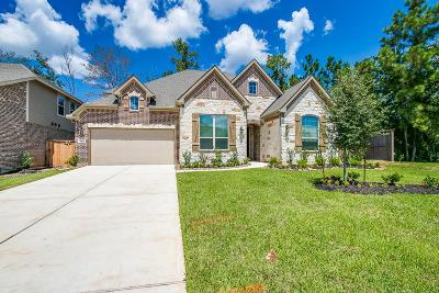 New Caney Single Family Home For Sale: 23412 Tavola Rosa Drive