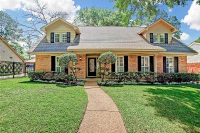 Houston Single Family Home For Sale: 13907 Kingsride Lane