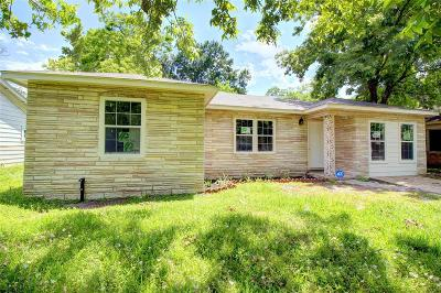 Single Family Home For Sale: 7542 S Hall Street