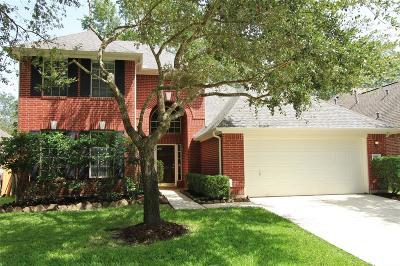 Houston Single Family Home For Sale: 2310 Mills Creek Drive