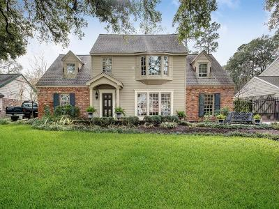 Houston Single Family Home For Sale: 14347 Carolcrest Drive