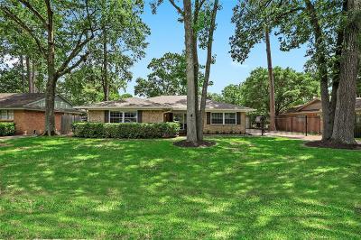 Houston Single Family Home For Sale: 1307 Lehman Street