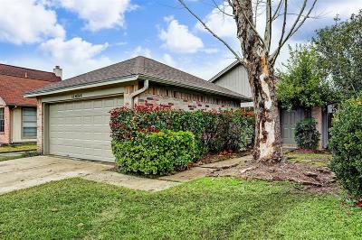 Houston Single Family Home For Sale: 11639 Eaglewood Drive