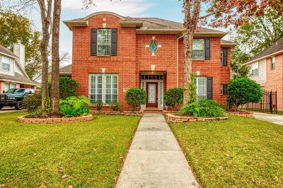 Kingwood Single Family Home For Sale: 3226 Amber Holly Court