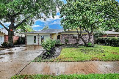 Houston Single Family Home For Sale: 5415 Bungalow Lane