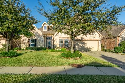 Cypress Single Family Home For Sale: 19210 S Canyon Lake Springs Drive