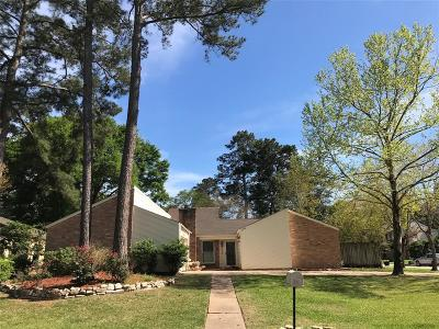 Spring Single Family Home For Sale: 2718 Rolling Glen Drive