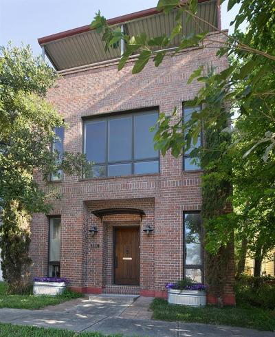 Houston Single Family Home For Sale: 1118 Dart Street