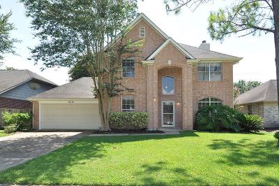 Friendswood Single Family Home For Sale: 16110 Constitution Lane