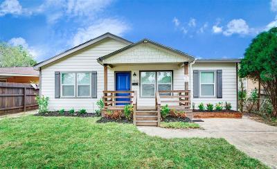 Houston Single Family Home For Sale: 7032 Conley Street