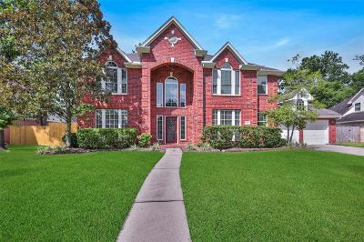 Houston Single Family Home For Sale: 13426 Castlecombe Drive