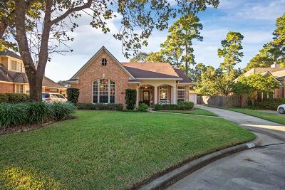 Kingwood Single Family Home For Sale: 5219 Applevale Court