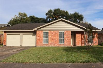 Houston TX Single Family Home For Sale: $209,900