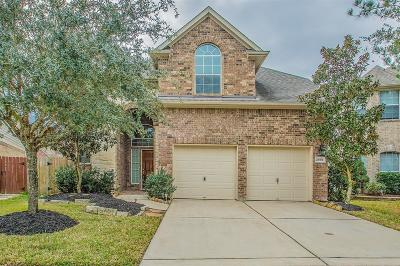 Katy TX Single Family Home For Sale: $298,000