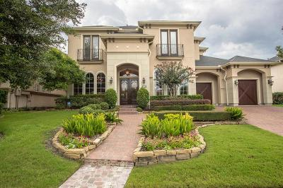 Houston Single Family Home For Sale: 11726 Montmarte Boulevard