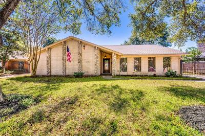 Houston Single Family Home For Sale: 906 Ashford Parkway