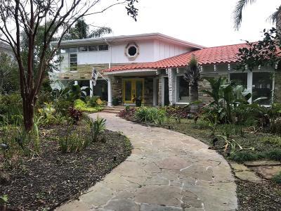 Galveston Single Family Home For Sale: 58 Cedar Lawn Circle