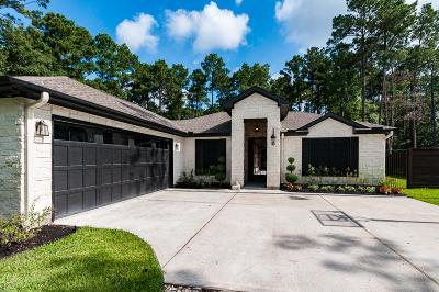 Huffman Single Family Home For Sale: 507 Carriage View Lane
