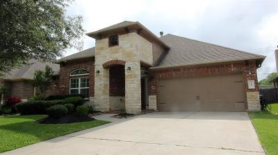Kemah Single Family Home For Sale: 427 Holly Branch Lane