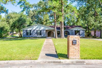 Humble Single Family Home For Sale: 8019 17th Green Drive