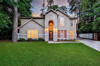 Montgomery Single Family Home For Sale: 3202 Redwing Circle