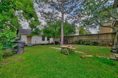 Houston Single Family Home For Sale: 618 Cortlandt Street