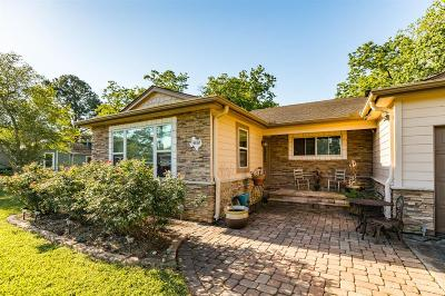 Pearland Single Family Home For Sale: 4810 Scott Road