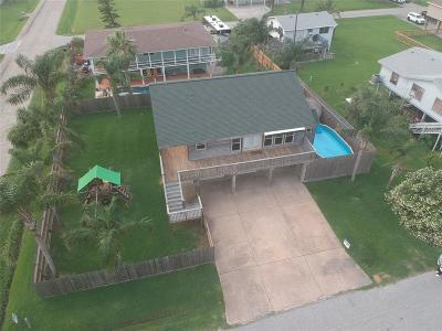 Single Family Home For Sale: 16538 Jean Lafitte Road