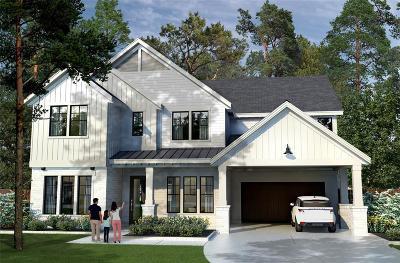 Garden Oaks Single Family Home For Sale: 4323 Apollo Street