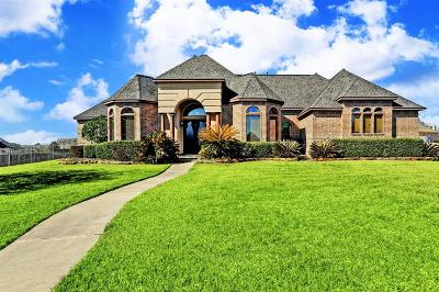 Conroe TX Single Family Home For Sale: $449,900