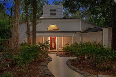 The Woodlands Single Family Home For Sale: 83 Woodhaven Wood Drive
