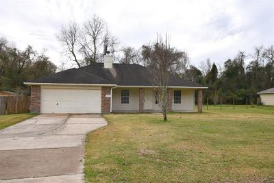Huffman Single Family Home For Sale: 12118 Walraven Drive