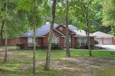 Magnolia Single Family Home For Sale: 33506 Windcrest Estates Boulevard