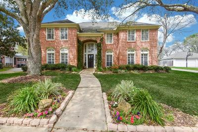 Sugar Land Single Family Home For Sale: 4802 Cambridge Street