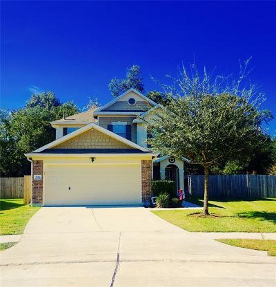 Spring Single Family Home For Sale: 3158 Aspen Fair Trail