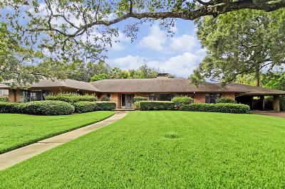 Houston Single Family Home For Sale: 2425 Maroneal Street