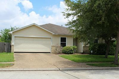 Houston TX Single Family Home For Sale: $147,000