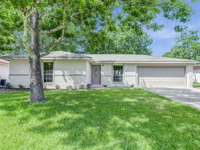 Friendswood Single Family Home For Sale: 16626 Forest Bend Avenue