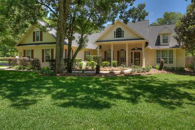 Montgomery Single Family Home For Sale: 641 Nautica Lane