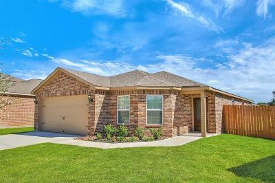 Hockley Single Family Home For Sale: 22615 Harrington Field Drive