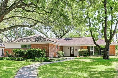 Houston Single Family Home For Sale: 4429 Hazelton Street