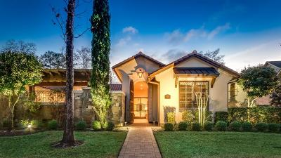 The Woodlands Single Family Home For Sale: 22 W Cartouche Circle